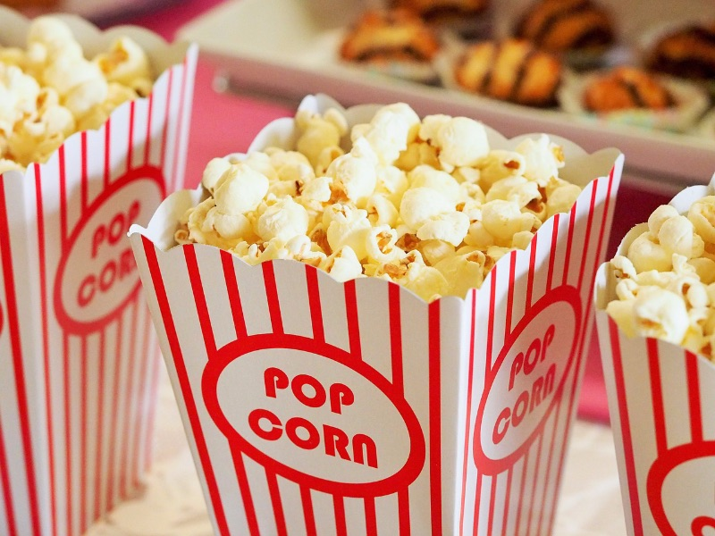 Popcorn for AMC at Disney Springs