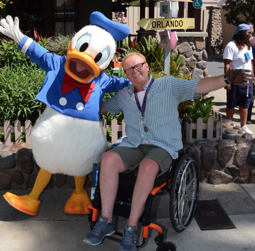 Walt Disney World Resort service for Guests with Special Needs
